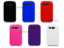 For Kyocera Hydro C5170 Solid Color Silicone Soft Skin Case Gel Cover