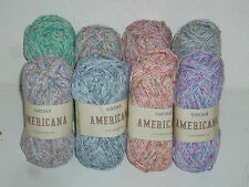 New, 50g Balls Sirdar Americana Cotton Blend Double Knitting - Knitting Yarn