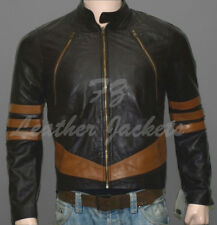 X-Men Wolverine Logans XO Replica Synthetic Leather Jacket
