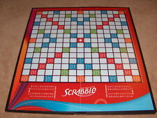 New   Scrabble Game Boards  Mint with FREE SHIPPING