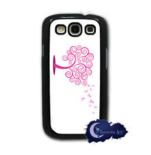 Tree of Hope - Pink Ribbon Breast Cancer - Samsung Galaxy S3, SIII Case Cover