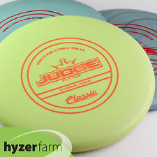 Dynamic Discs CLASSIC SOFT JUDGE *pick your weight & color* disc golf Hyzer Farm