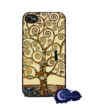 Tree of Life by Gustav Klimt - Art iPhone 4 and 4s Slim Case, Cell Phone Cover