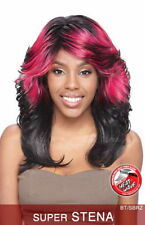 SUPER STENA BY VANESSA FIFTH AVENUE COLLECTION SYNTHETIC WAVY WIG