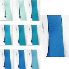"Grosgrain Ribbon 3-1/2"" /89mm Wide 100 Yards, Discount ,lot Blue s #303 to #350"
