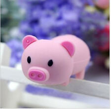 Wholesale! Cute Pink Pig Model 4-32GB USB 2.0 Memory Stick Flash Pen Drive P09