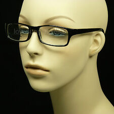 Bifocal reading glasses new clear lens men women magnify spring hinge power MP78