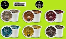Cafe Escapes Keurig k-Cups YOU PICK THE FLAVOR & BOX SIZE  GUARANTEED FRESH
