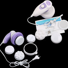 Pro 110V/220V Fat Remove Massager Handheld Full Body Relax Slim Machine Set