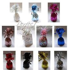 6 Helium Balloon Weights Each Weigh Over 150 Grammes Wedding Birthday Party