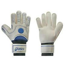 Soccer Goalkeeper Gloves Adult ASICS PERFORMANCE blue T241Z9