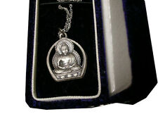 Omamori Honzon 8 Buddhist Necklace [Pure Silver] Selectable 8 kinds