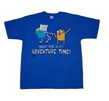 Adventure Time With Finn & Jake Standing Dap New Licensed Adult T-Shirt S-2XL