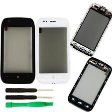 New Replacement Touch Screen Digitizer & Frame for Nokia Lumia 710 Black White