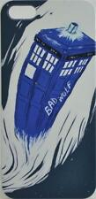 Doctor Who TARDIS Police Call Box Bad Wolf iPhone 4/4s & 5 Case Cover US SELLER