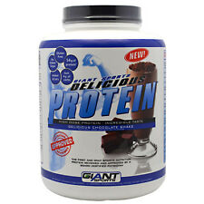 Giant Sports Delicious Protein 5 lbs Gluten Free- Select Flavor - Free Shipping