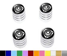 Rotary Rotor Engine RX-8 RX-7 - Wheel Tire Rim Valve Stem Caps - Colors