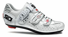 SIDI GENIUS 5-PRO WOMEN'S ROAD BIKE CYCLING SHOES WHITE VERNICE