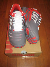 Wilson Mens Tour Vision II Tennis Shoes - WRS315300 - Graphite/Red/White NEW!