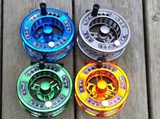 SKB Cassette Fly Reel With 2 Spare Spools - Fly Fishing - Fly Reel - Trout