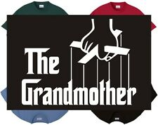 Shirt/Tank - The Grandmother - family grandma grams godfather ganster kids gift