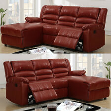 Sectional Couch Sectional Sofa Furniture Leather Sofa 2 piece living room set