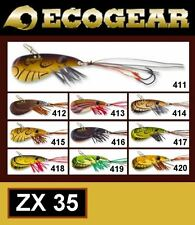 Ecogear ZX35 Bream Bass Trout, Spin Fishing Rod Lure