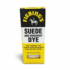 Fiebings Suede Dye 4oz with Applicator