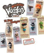 WATCH OVER VOODOO DOLL KEYRING FROM DEVIL TO THE SEEKER