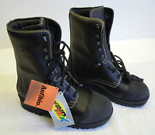 ALICO LEATHER PETROL CHAINSAW PROTECTION BOOTS CLASS 2 PROTECTION  STIHL / TREE