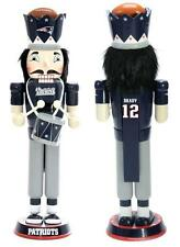 """New NFL 2013 Nutcracker 14"""" Drummer Player - Pick Your Team - Great Gift"""