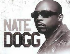 NATE DOGG 213 rip g funk warren g snoop dr dre vintage photo glossy t-shirt