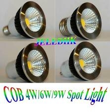 4W/6W/9W COB Spotlight LED Bulb Lamp Cool/Warm White 85V-265V E27/GU10/E14 etc