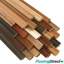 Laminate Floor Scotia Beading 2.4m x 10 Lengths Edging Trim MDF Cheap Price!