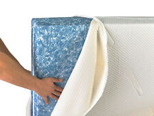 COVER ONLY. Coolmax Memory Foam Mattress Topper COVER. Zipped COVER. COVER ONLY