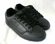 Human Skate Shoes, Leather Upper, Youth Sizes 2 - 7