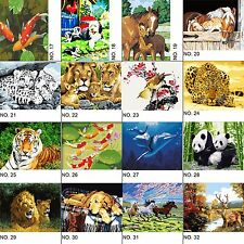 DIY Paint By Numbers 40X50CM 16X20'' kit Acrylic Painting Home Décor PBN Animal