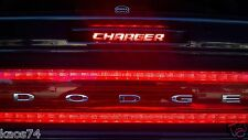 Dodge Charger 3rd brake light decal overlay 2011 2012 2013 2014