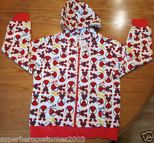 The Amazing Spider-Man Child Hoodie Universal Studios Japan Brand New