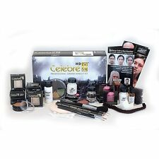 Mehron Celebre Cream Professional Complete Makeup Kit stage theatrical student