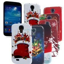 New Christmas Series Plastic Protective Case Cover for Samsung Galaxy S4 i9500