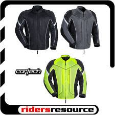 Tourmaster Sonora Air Mesh Touring Motorcycle Jacket (Choose Size & Color)