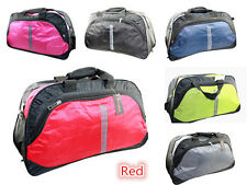 LARGE SPORTS BAG / TRAVEL BAGS / GYM BAGS WITH SHOULDER STRAP