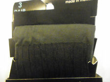 TROUSER SOCKS REGULAR   9 - 11   from Kmart  3 PACK   Opaque