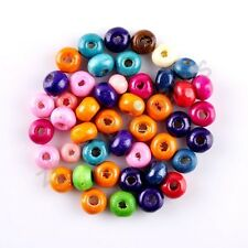 700 Pcs Nice Wood Spacer loose beads charms findings Accessories jewelry 5 mm