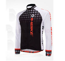 INBIKE Cycling Bike Long Sleeves Jersey Outdoor Sports Clothing *Top Only* 382LJ