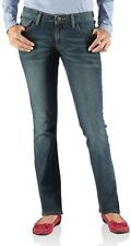 Carhartt 100192 Womens Straight Fit Slim Straight Jean Medium Vintage NEW NWT