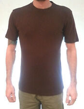Men's Hemp Basic Tee Shirt Color & Size Choices Top Quality  by Onno Textiles