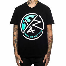 Young and Reckless Maui Mens Tee Y&R Tshirt White Or Black With Yin Yang NWT!
