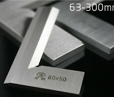 401142 High Precision Engineer Bevel Edge Square Right Angle Ruler Milling Tool